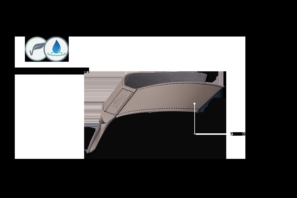 Textil, Aqua Gris, 15 05 56
