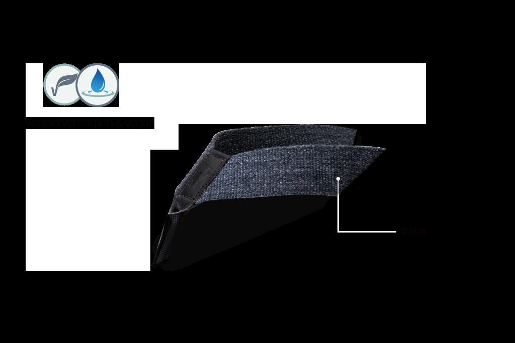 Textil, Aqua Asphalt, 10 59 75